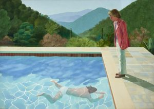 David Hockney artwork